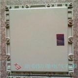 铸铝材质防爆分线箱接线箱防爆接线箱隔爆型过线箱
