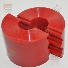 聚氨酯制品 屹盛  油田用防喷盒胶芯