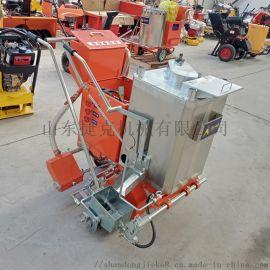 捷克机械震荡划线机 凸起划线机 手推式热熔划线机