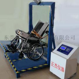 手动轮椅车倾斜疲劳试验机 老人车倾斜疲劳测试机