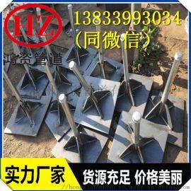 生产现货沉降观测板钢管加工定做中铁路基质量保证