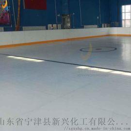 無縫拼接仿真冰地板溜冰場仿真冰地板實力工廠