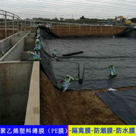 防水膜亳州市,防水层0.5mm聚乙烯膜