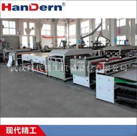 中空板生产设备 PP板生产机械 塑料中空板生产线
