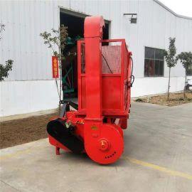 新民小麦秸秆捡拾机 秸秆回收加工机厂家