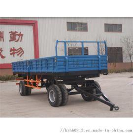 坚固安全的自卸拖车 拖拉机车斗 拖拉机车斗