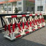 移動推拉防撞護欄 門口擋車路樁欄杆工廠學校