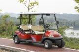 山東青島濟南4座電動旅遊觀光車高爾夫球車多少錢
