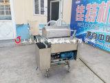鸡块加工生产线需要多少设备,连续式鸡块淋浆机