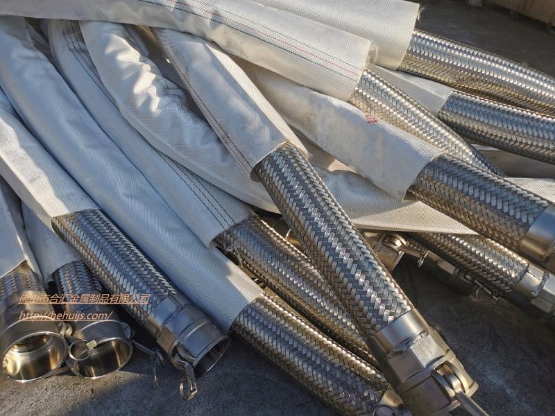 快速接头不锈钢金属软管厂家