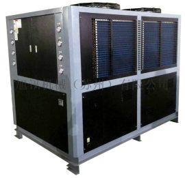 建筑模板冷水机厂家 20P风冷冷水机 20P水冷机
