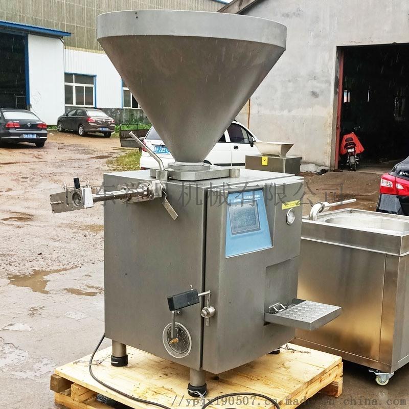 灌腸製品用什麼器械_灌臘腸的機器多少錢