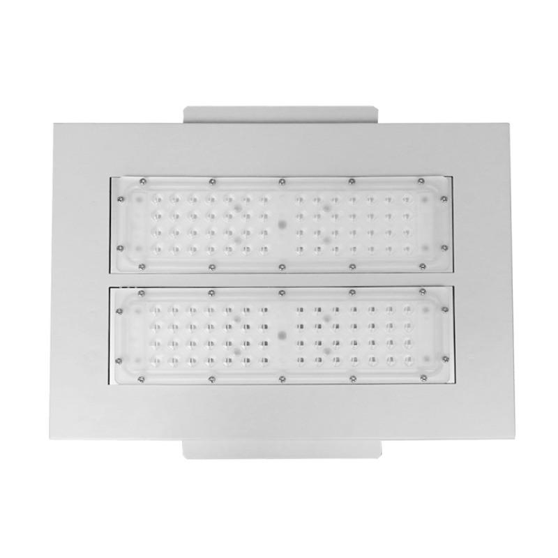 led canopy Light 油站燈外殼套件