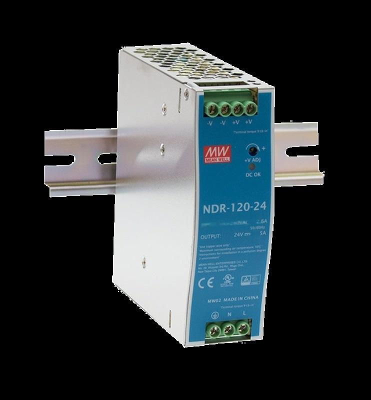 明纬电源设备,自动化,控制系统专用NDR-120