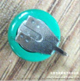 40MAH充电纽扣电池B40H 助听器专用