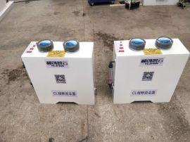 贵州缓释消毒器结构-农村安全饮水消毒设备