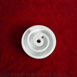 工业绝缘蜂窝多孔陶瓷板 电炉盘 耐火陶瓷