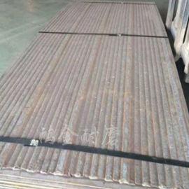 雙金屬耐磨復合板8+6 復合堆焊耐磨鋼板5+3