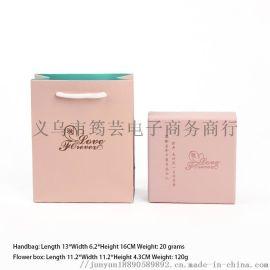 高质量时尚首饰盒包装