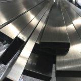 亚光拉丝不锈钢矩形管,广州304不锈钢矩形管