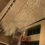 光立方灯具 满天星艺术吊灯