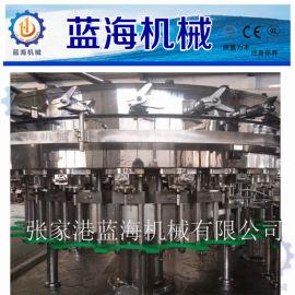 碳酸饮料灌装 三合一多功能碳酸饮料生产设备