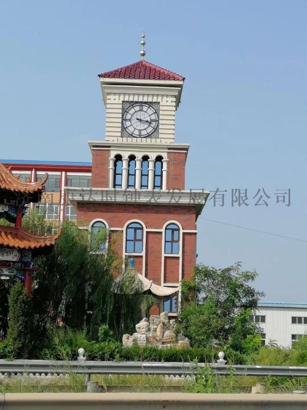 康巴丝建筑塔钟钟楼大钟大型时钟外墙挂钟壁钟