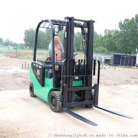 捷克15高配 电动叉车 电动堆垛铲车 平衡重叉车