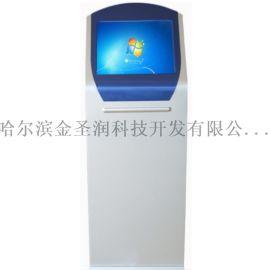 哈尔滨停车场车位引导系统反向查询机