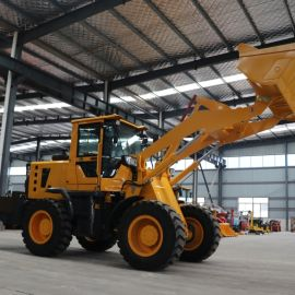厂家供货 多功能小型装载机 工程农用小铲车