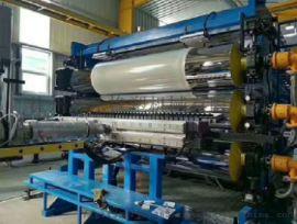 PP板材挤出机、PP板材生产线