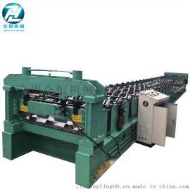 750楼承板机 全自动楼承板设备 众恒支持定制