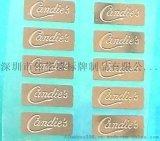 定制不锈钢标签,贴字;蚀刻不锈钢标贴