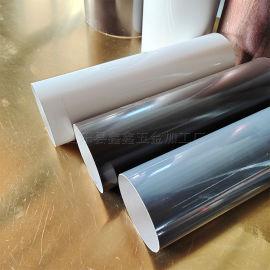 北京多层建筑用圆形排水管 铝合金雨水管可安装