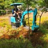 小型果園用挖掘機報價和圖片 農用小型挖土機價格 六