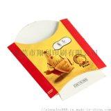 深圳印刷定制可折叠薯条快餐食品包装盒