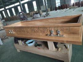欧洲意大利桐木棺木