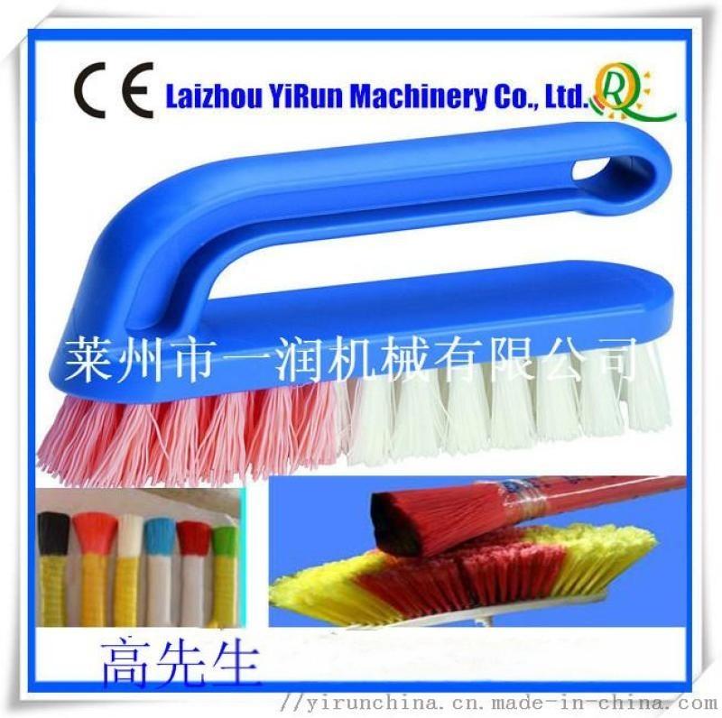 供應PET片料拉掃把絲刷子絲生產線機
