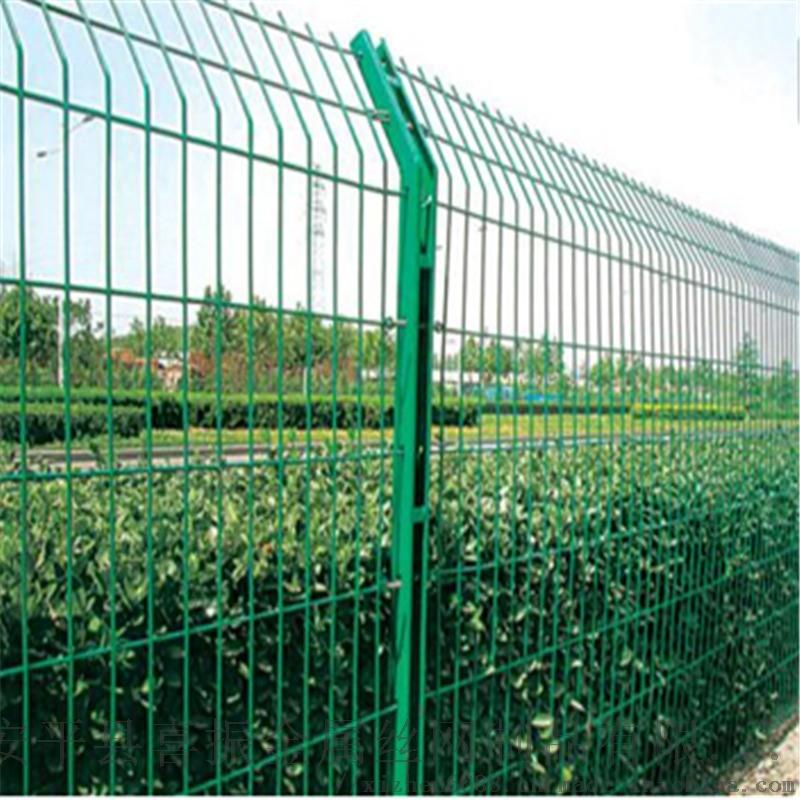 工厂围墙护栏网@安平现货围墙护栏@围墙护栏网规格