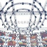 舞台灯光架 9米圆形灯架 酒吧舞厅大型圆形灯架