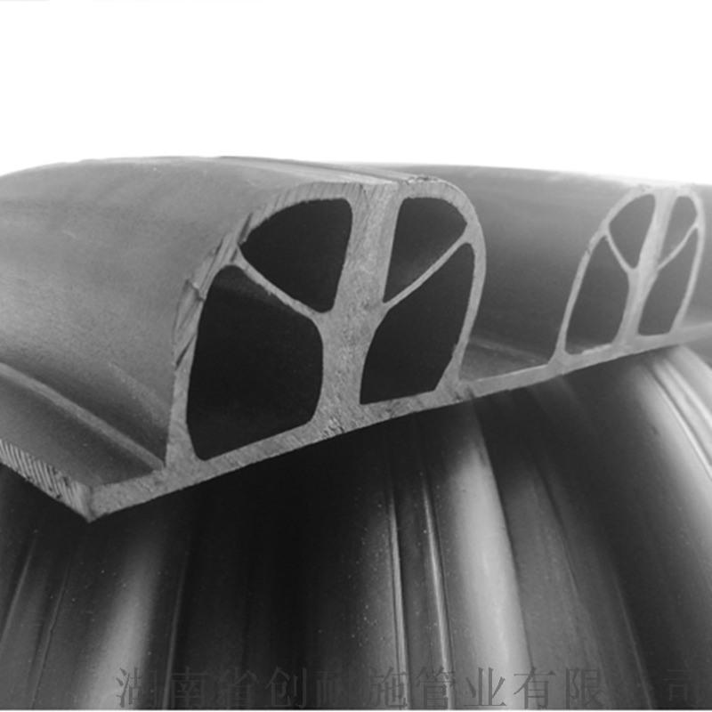 湖南常德@内肋管增强缠绕管的生产线设备