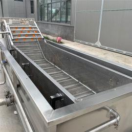全自动高压喷淋清洗机 果蔬加工配套设备