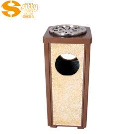 專業生產SITTY斯迪99.1816方形戶外垃圾桶