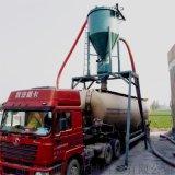 自吸水泥粉倒運輸送機 粉煤灰抽送裝車機 氣力輸送機