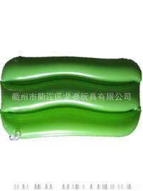 pvc充气枕头u型枕 枕袋