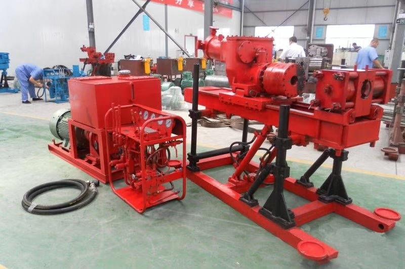 石家庄坑道钻机ZDY1900全液压煤矿用钻机