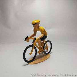 山地自行车 体育赛事 手办模型厂家定制