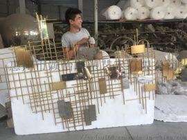 壁挂雕塑-雕塑定制工厂