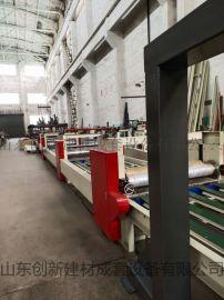 新款自动化复合挤塑板生产机械