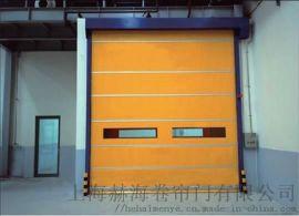 工业PVC卷帘门高速卷帘门自动快速门